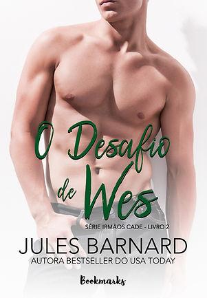 O desafio de Wes - Jules Barnard