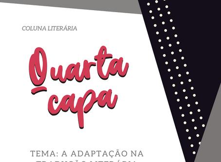 Quarta Capa: A adaptação na tradução literária