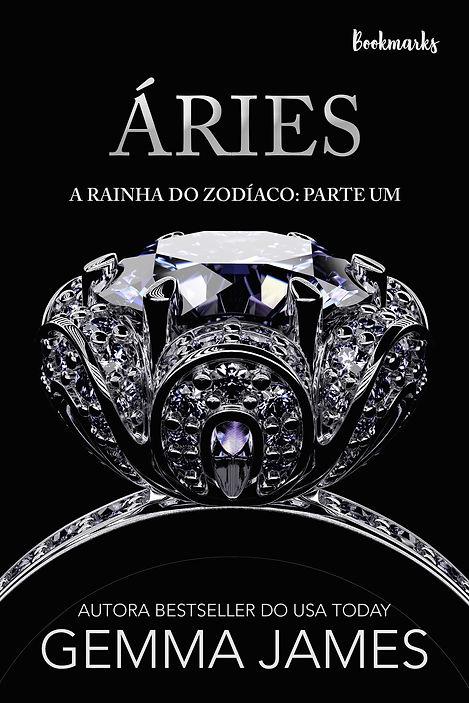 Aries - A rainha do zodíaco 01 - Gemma J