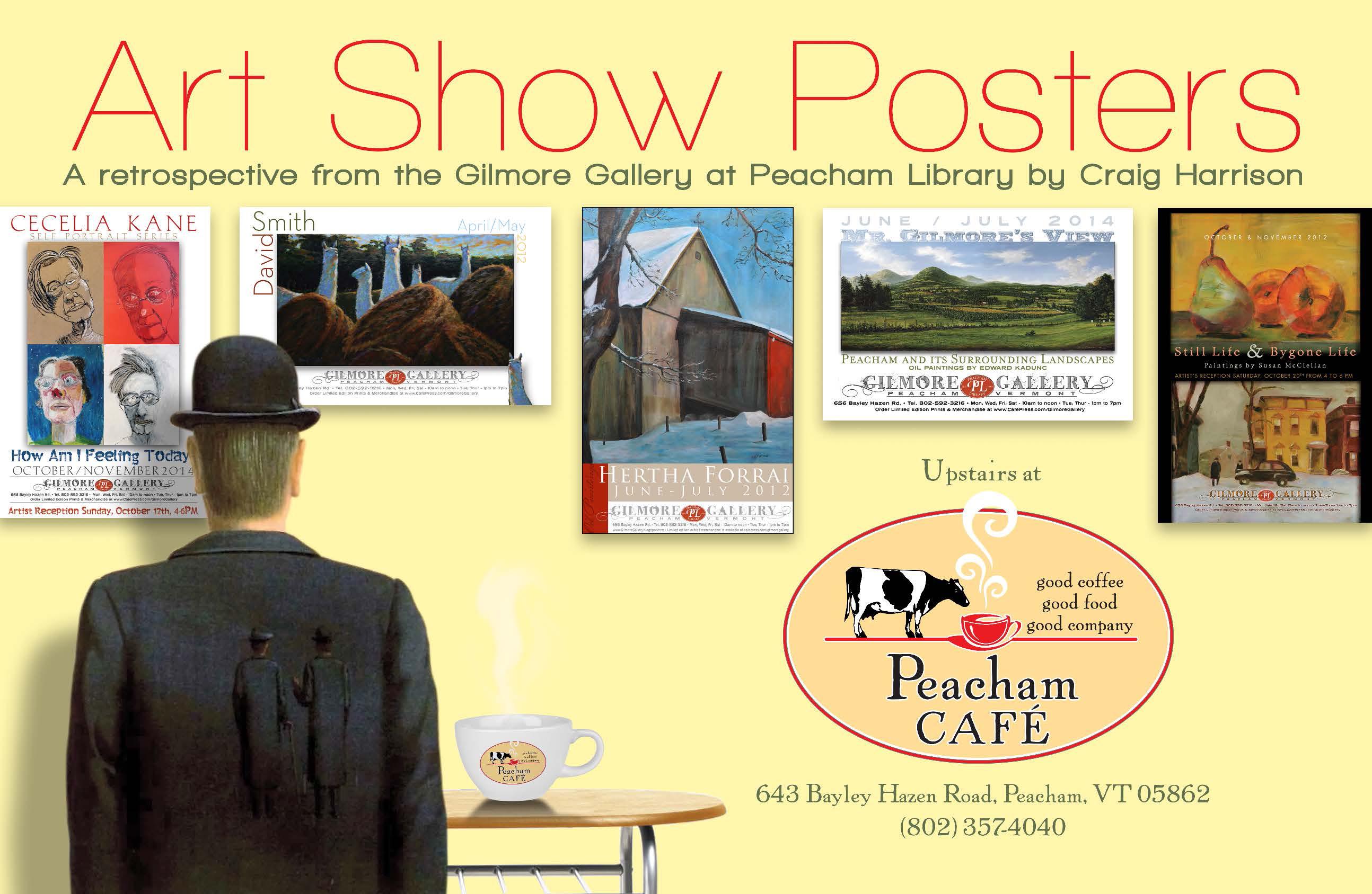 Art Show Poster Poster