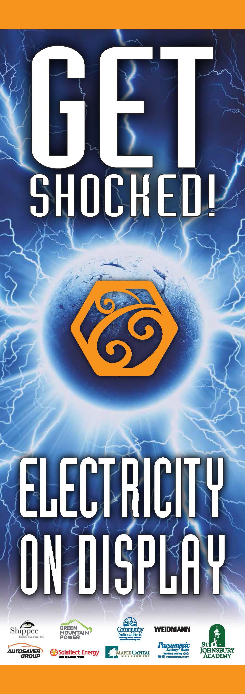 Fairbanks Eectricity Banner