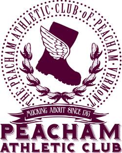 Peacham Athletic Club Logo