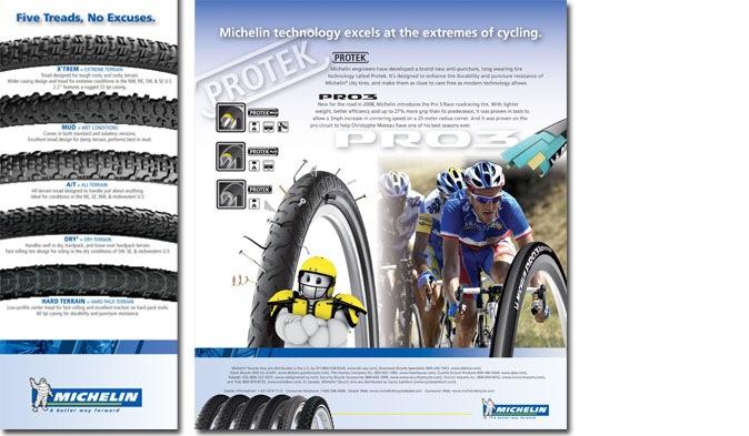 Michelin ads