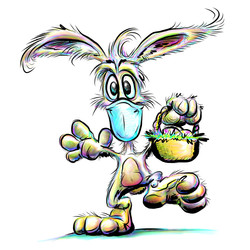 Easter Doodle 2021