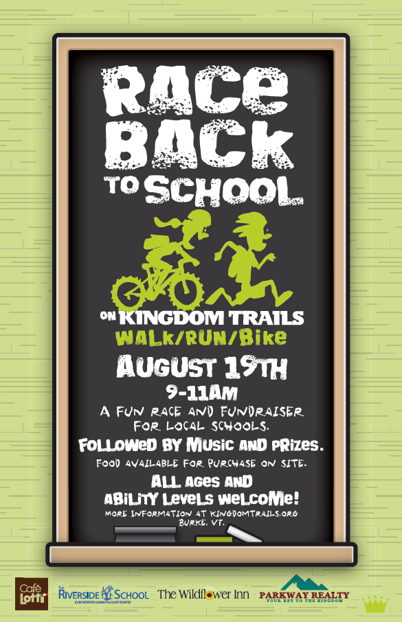 Race Back to School Ad_Poster