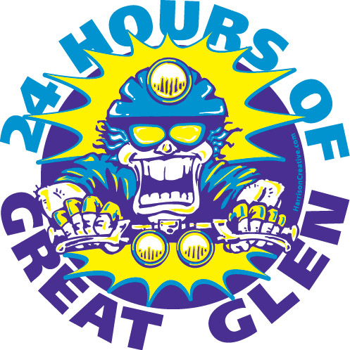 24 Hrs of Great Glen logo