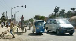 Ethiopia Traffic Jam 2020