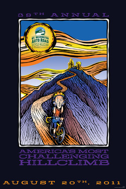 Mt. Washington Hillclimb Poster