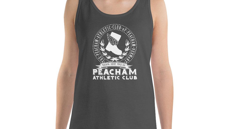 Peacham Athletic Club Unisex Tank Top