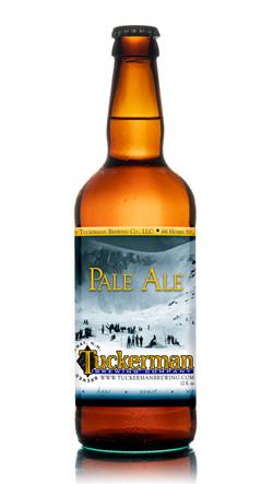 Tuckerman Pale Ale Bottle Label