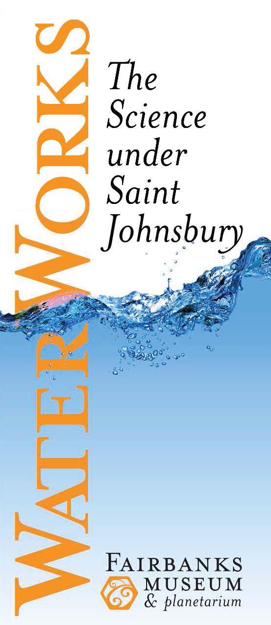Fairbanks Waterworks Brochure Cover