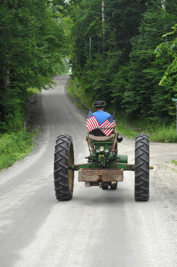 4th of July Peacham Approach