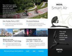 Bkool Smart Air Trainer Brochure side 2