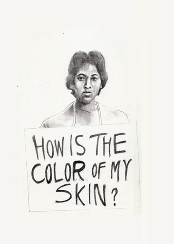 How is the Color of my Skin?