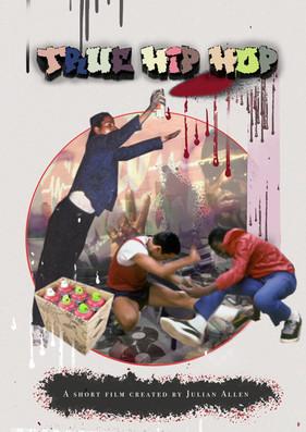 True Hip Hop Poster