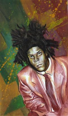 Basquiat Stamp Design