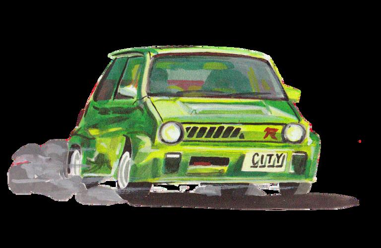 Honda City (Jazzy)
