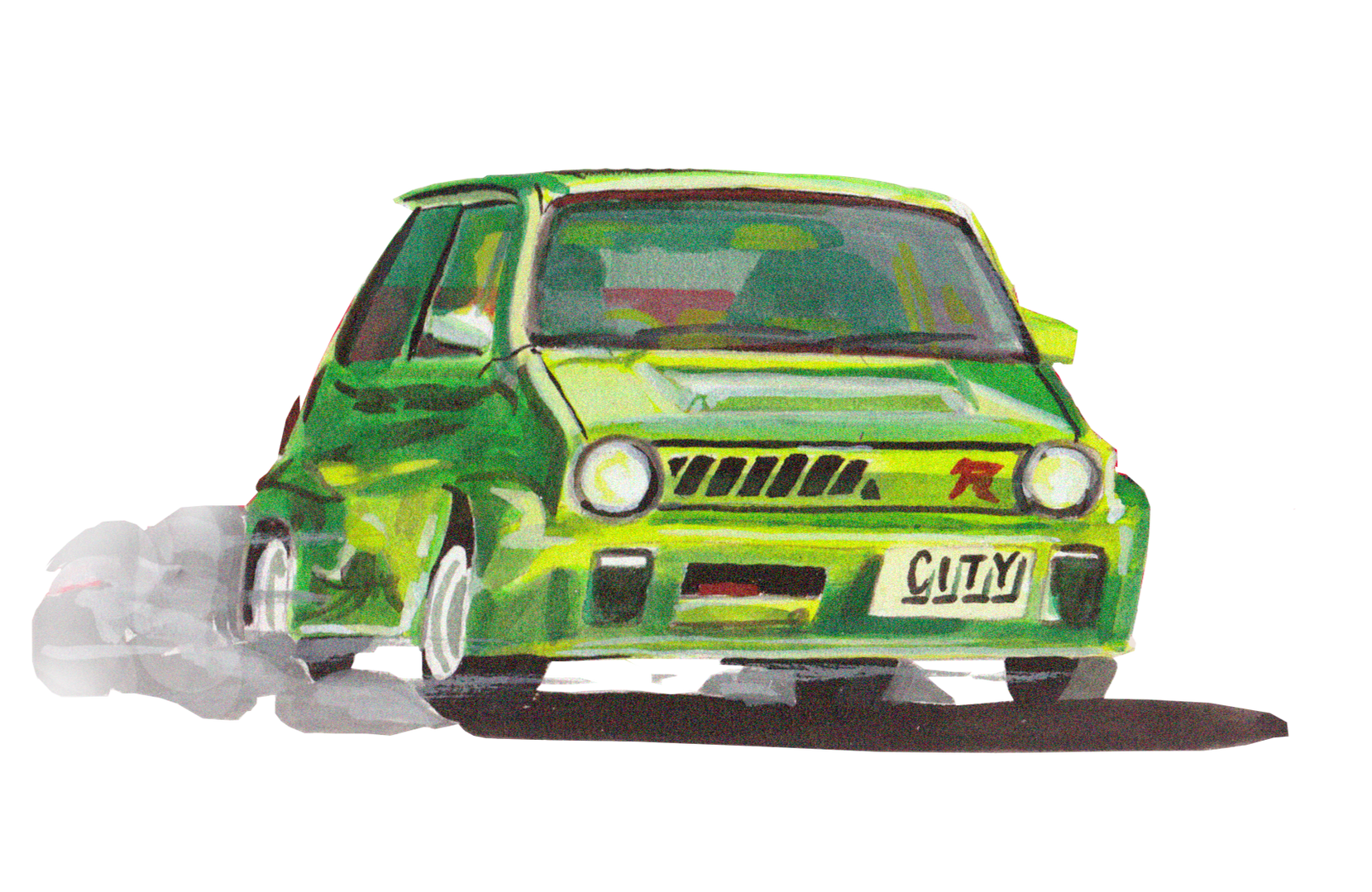 Honda City (Jazzy)