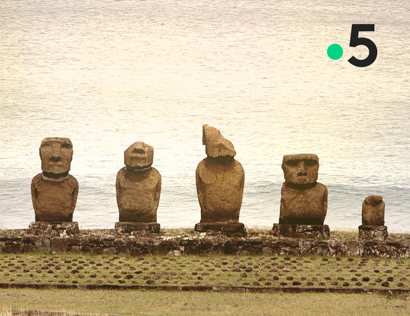 Portfolio France 5 Ile de Paques