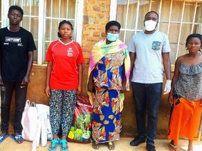 52 MORE FAMILIES SAVED IN RWANDA
