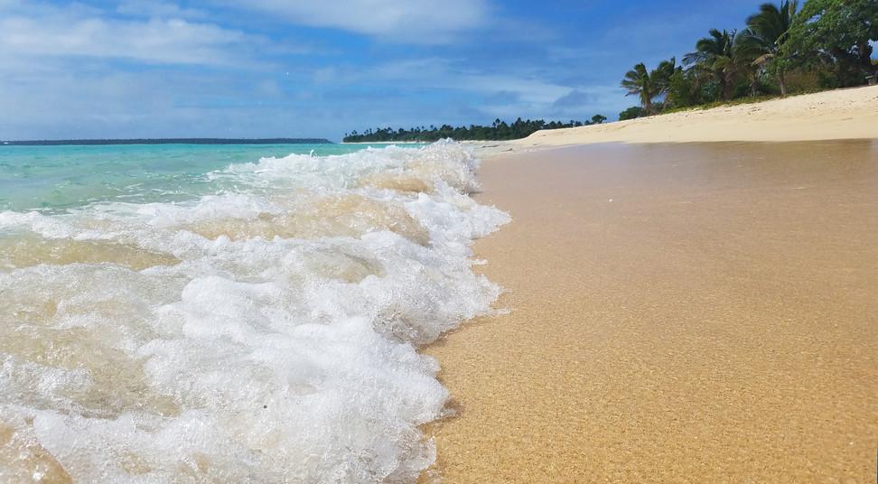 Tonga beach