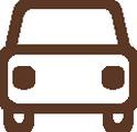 Icone de voiture, pour la recherche de famille d'accueil