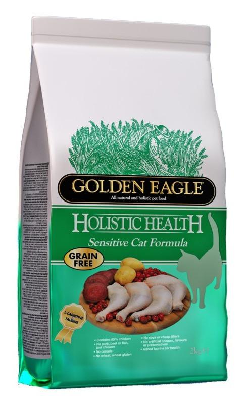 Croquettes éthiques Golden Eagle sur le site d'APS Choice