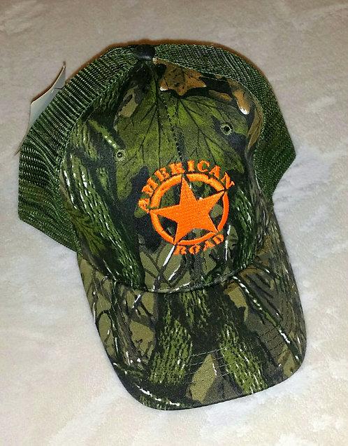American Road Camo Hat