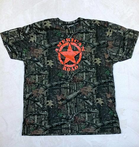 American Road Camo T-Shirt