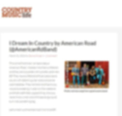 American Road EP Review - Country Music Life