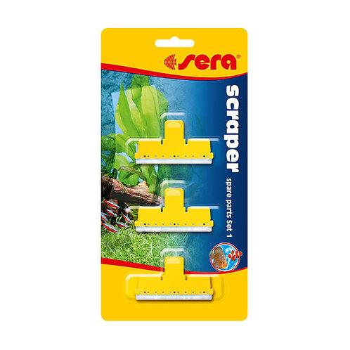 Sera Algae Scraper 3 pack Refill Blades