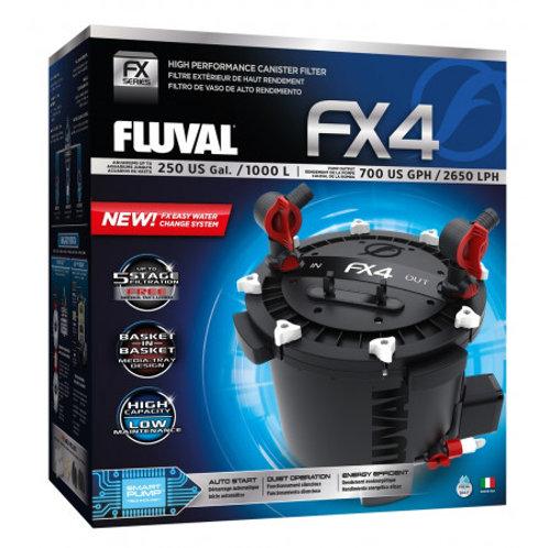 FX4 External Canister Filter