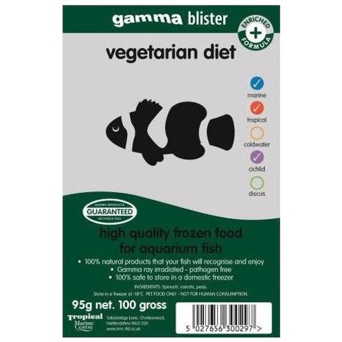 Gamma Vegetarian Diet