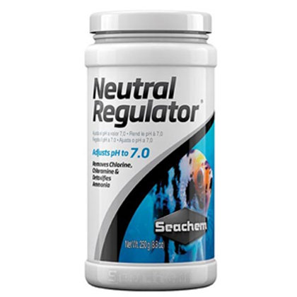 Seachem Neutral Regulator 250ml 7.0ph