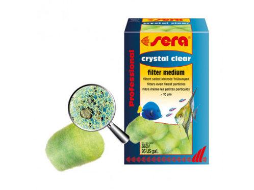 Sera Crystal Clear Professional 12 pcs
