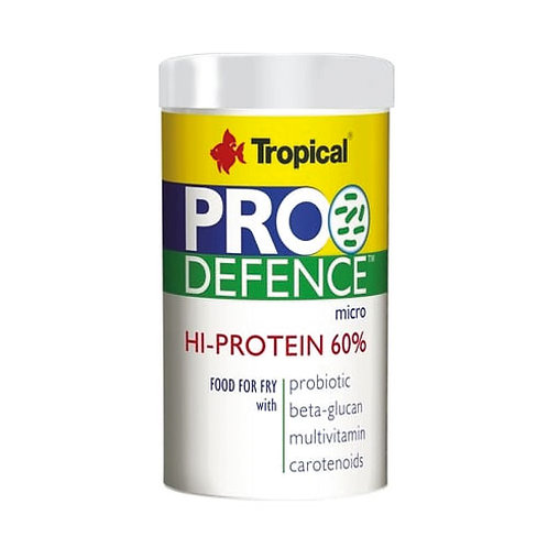 Tropical Pro Defence Hi-Protein 60% 100ml