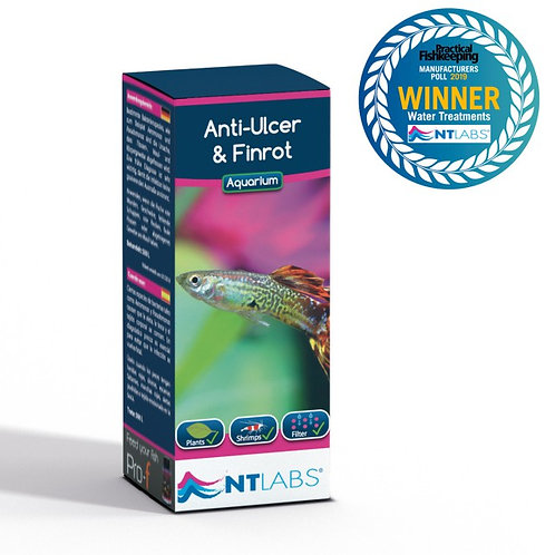 NTLabs Anti-Ulcer & Finrot 100ml