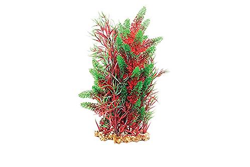 XL Plastic plant Red Pontederia