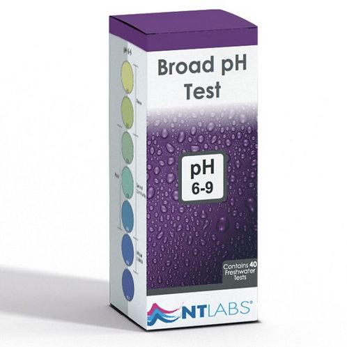 NTLabs PH Broad Range Test Kit