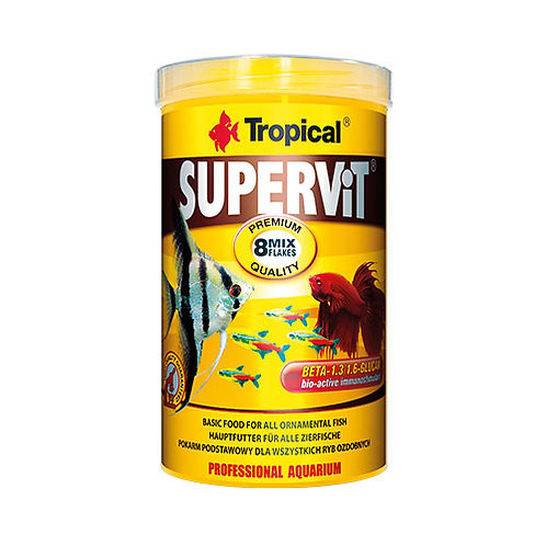 Tropical Supervit Flake 250ml