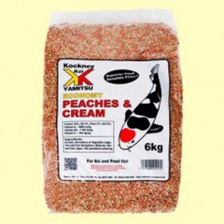 Pond Food Economy Peaches & Cream 6kg