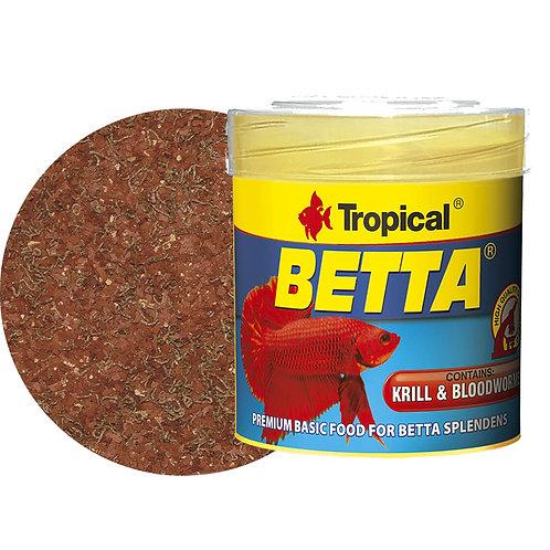 Betta Flake Food 100ml