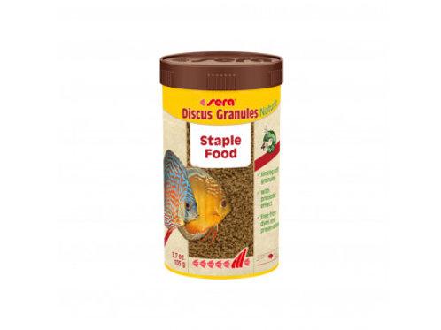 Sera Discus Granules Nature 250g