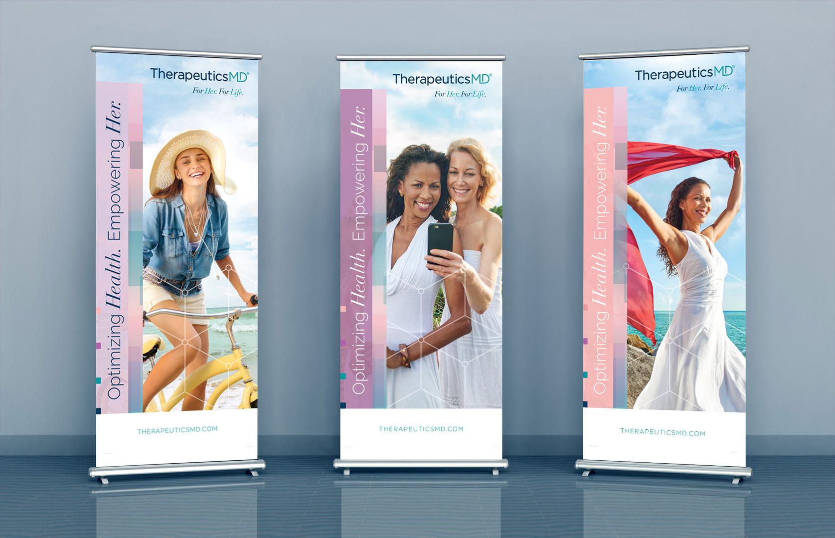 TherapeuticsMD Corporate Branding