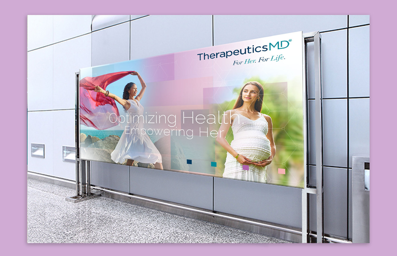 TherapeuticsMD Display Panels