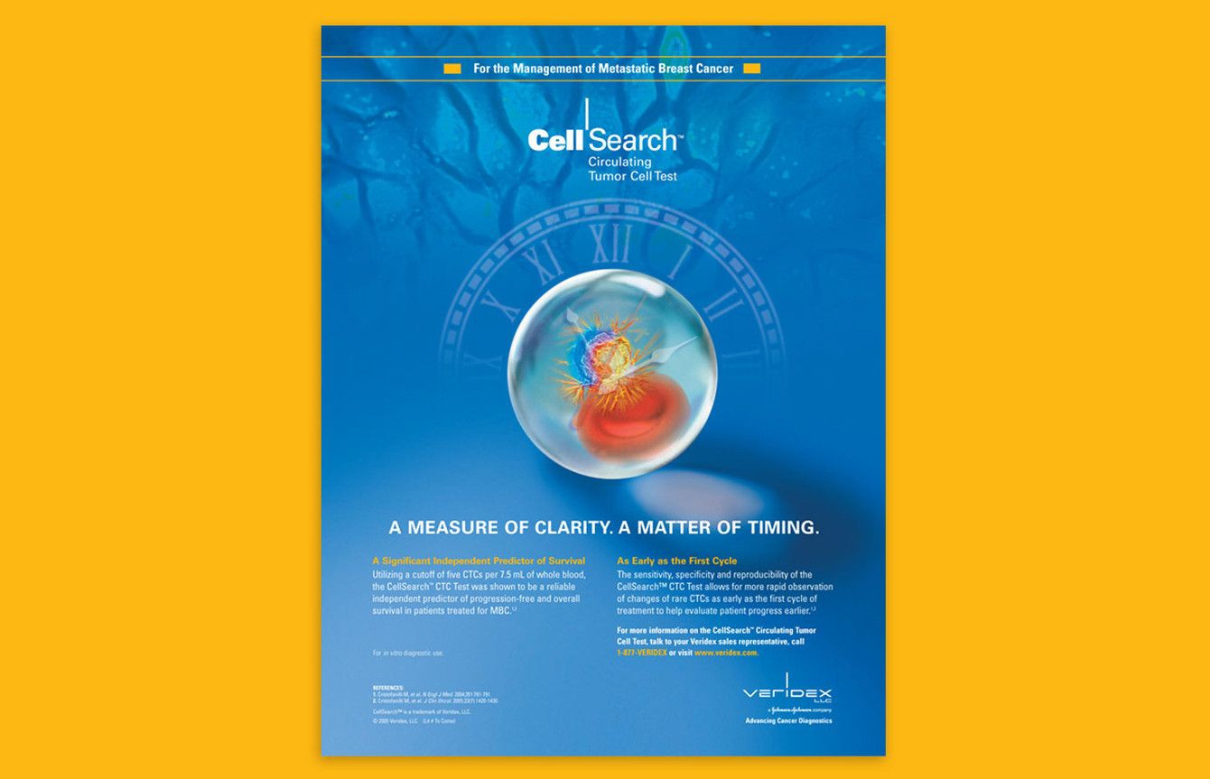 CellSearch Product Campaign