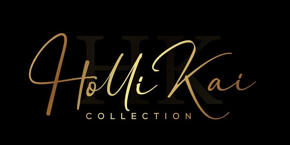 A Holli Kai Runway Collection: Black & White Theory