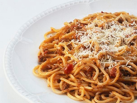 Spaghettidag zondag 3 maart