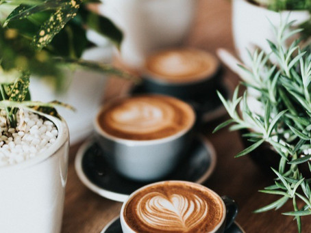 'Coffee Warms The Soul' Collections - Giving Back
