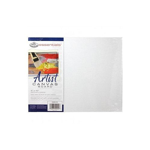 IC - Artist Canvas Board - 8 x 10 inch